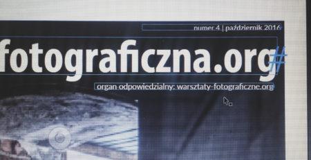 Ilustracja wpisu o nowym numerze gazety fotograficznej